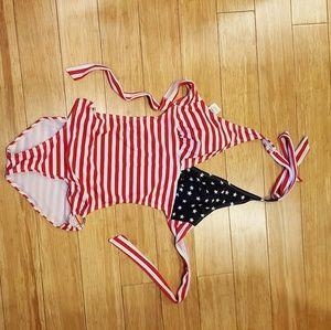Other - American Flag Monokini
